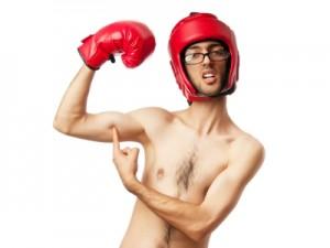Sportieve krachtpatser