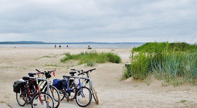 Duinen Fietsroute Friesland